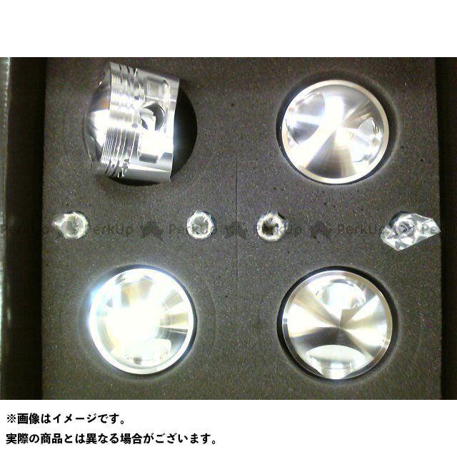 【無料雑誌付き】CLASSFOUR KZ1000 Z1・900スーパー4 ピストン Z1/KZ1000用 ピストンキット ピストンサイズ:73mm/1105cc クラスフォーエンジニアリング