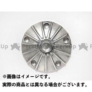FORK ハーレー汎用 ドレスアップ・カバー ラジアルフィン ポイントカバー ツインカム用 カラー:ポリッシュ フォーク