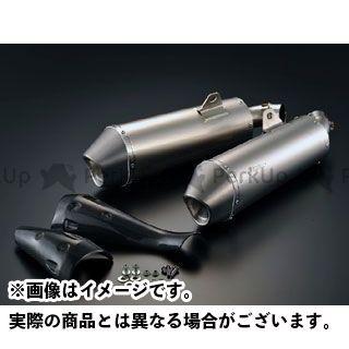 deLIGHT モンスター1100 モンスター1100S マフラー本体 チタンスリップオンマフラー 車検対応(平成11年)タイプ ディライト