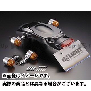 ディライト deLIGHT ウインカー関連パーツ 電装品 deLIGHT ボンネビル ボンネビルT100 スラクストン ウインカー関連パーツ スモールウィンカー・LEDテールライトキット  ディライト