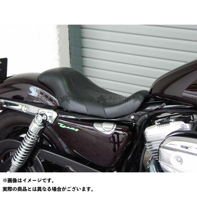 Tramp Cycle シート関連パーツ TSS-003 SOLO SEAT トランプ
