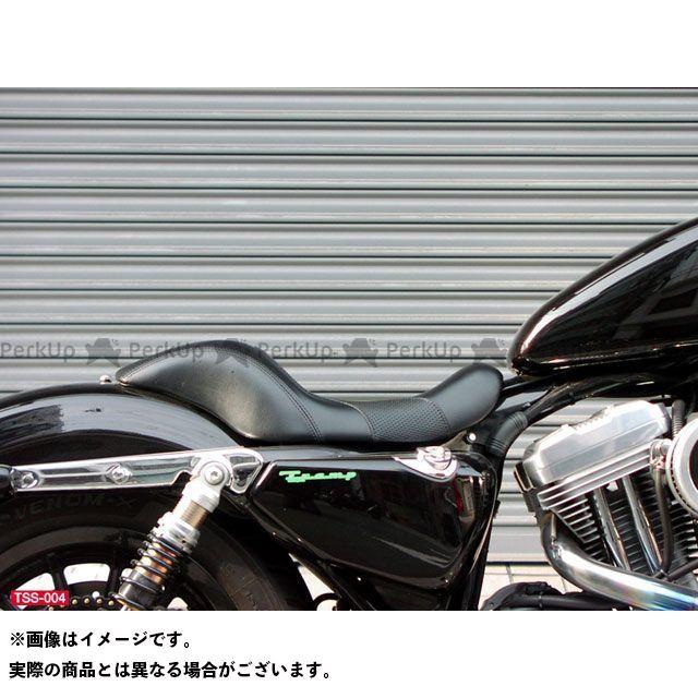 Tramp Cycle シート関連パーツ TSS-008 SOLO SEAT トランプ