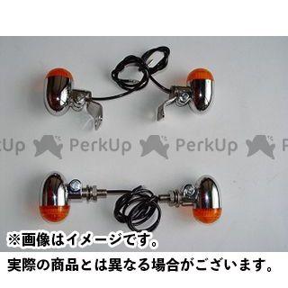 チャックボックス CHUCK BOX ウインカー関連パーツ 電装品 CHUCK BOX SR400 SR500 ウインカー関連パーツ SR オーバルウインカー取り付けセット 12V21W チャックボックス