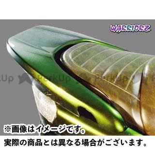 WARRIORZ マジェスティC カウル・エアロ リアウイングV4 カラー:純正色塗装済/ブラック2 ウォーリアーズ