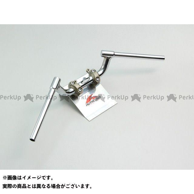 HURRICANE MT-09 XSR900 ハンドル関連パーツ FATコンドル 専用ハンドル カラー:クロームメッキ ハリケーン