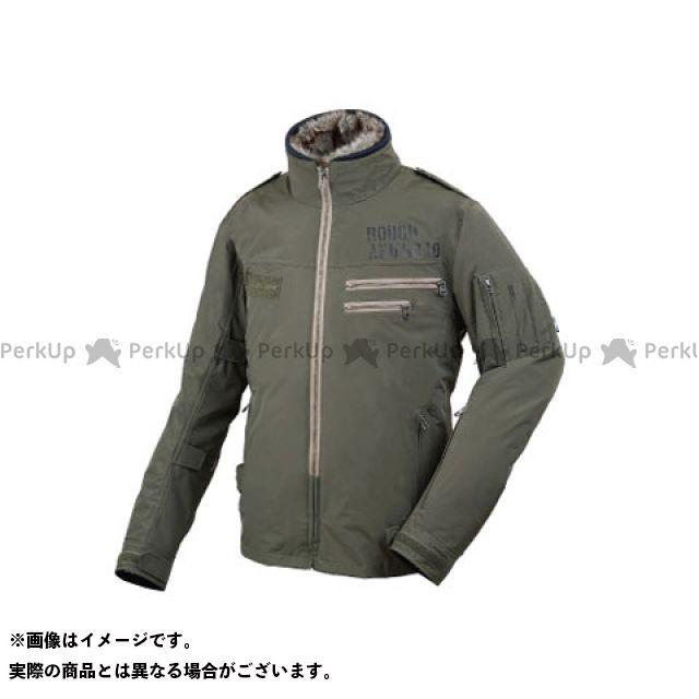 ラフアンドロード ジャケット RR7683 フライトジャケット カラー:オリーブドラブ サイズ:M ラフ&ロード