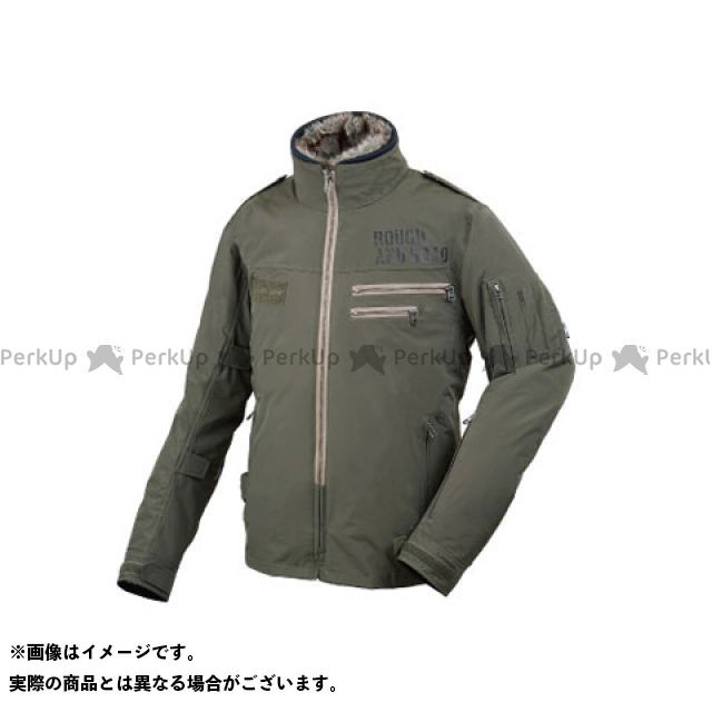 ラフアンドロード ジャケット RR7683 フライトジャケット カラー:オリーブドラブ サイズ:LL ラフ&ロード