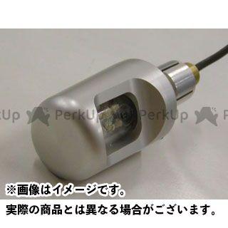 OBERON 汎用 ウインカー関連パーツ LEDバーエンド ウインカーキット シルバー