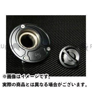 MOTO CORSE タンク関連パーツ FUEL CAP QUICK OPEN カラー:シルバー モトコルセ