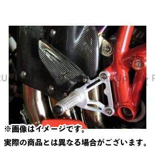 【エントリーで更にP5倍】MOTO CORSE 1098 その他外装関連パーツ Heel Protection Set for DUCATI 1098 モトコルセ