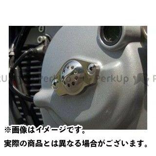 MOTO CORSE ドゥカティ汎用 ドレスアップ・カバー チタニウムオルタネーターカバー for DUCATI