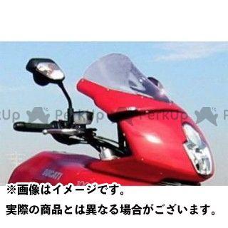 【エントリーでポイント10倍】 モトコルセ MOTO CORSE スクリーン関連パーツ Optical Windscreen/Clear for DUCATI MULTISTRADA