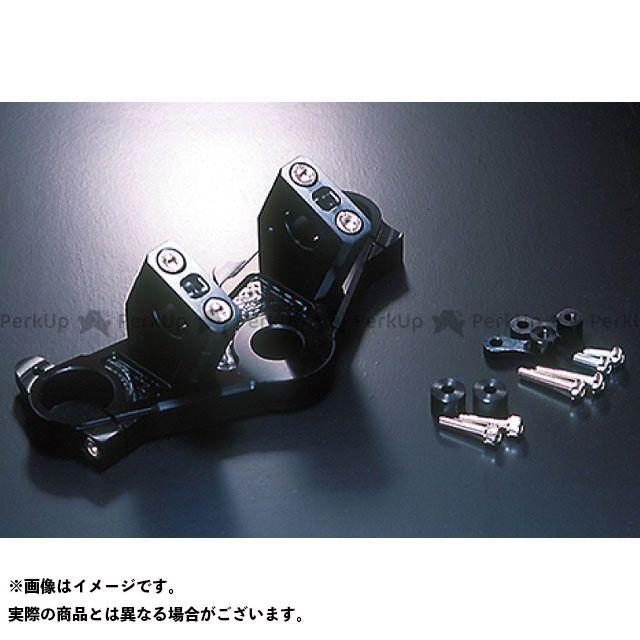 エヌプロジェクト ニンジャ900 トップブリッジ関連パーツ トップブリッジ ブラック Nプロジェクト