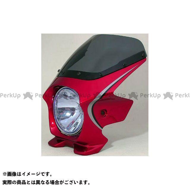 BLUSTER2 CB1100 カウル・エアロ ビキニカウル CB1100(10~) カラー:キャンディグローリーレッド(ストライプ) スクリーン仕様:スタンダード ブラスター2