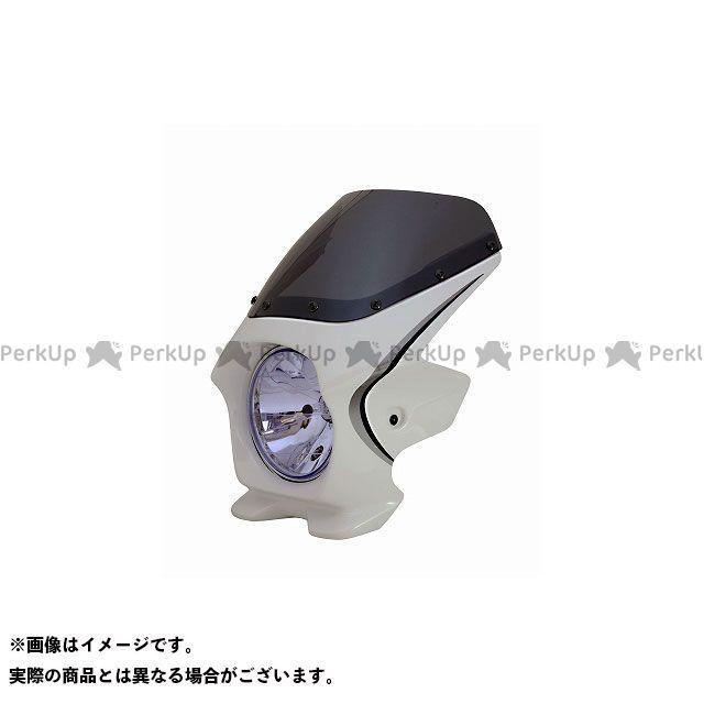 BLUSTER2 CB1100EX カウル・エアロ ビキニカウル CB1100EX(14) カラー:パールサンビームホワイト(ストライプ) スクリーン仕様:エアロ ブラスター2
