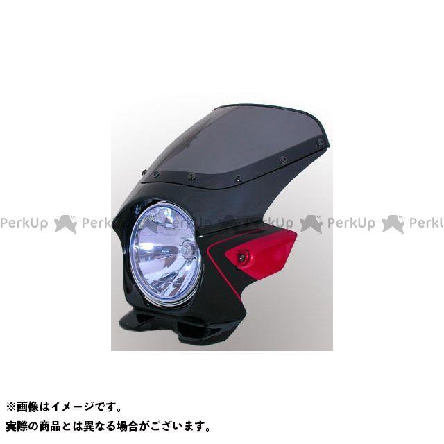 BLUSTER2 CB400スーパーフォア(CB400SF) カウル・エアロ ビキニカウル CB400SF Revo 限定(10) カラー:グラファイトブラック(ツートン) スクリーン仕様:スタンダード ブラスター2