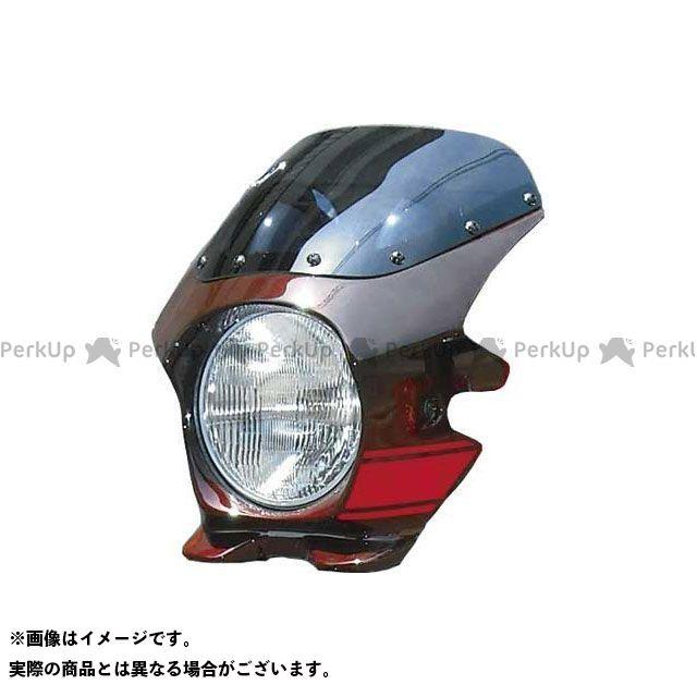 BLUSTER2 ゼファー750 ゼファー カイ カウル・エアロ ビキニカウル ZEPHYR X/750(09) カラー:キャンディダイヤモンドブラウン(ストライプ) スクリーン仕様:スタンダード ブラスター2