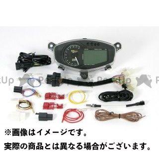TAKEGAWA アドレスV125 メーターキット関連パーツ スーパーマルチLCDメーター SP武川