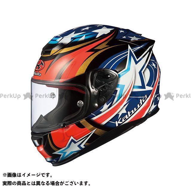 OGK KABUTO フルフェイスヘルメット RT-33 ACTIVE STAR(アクティブスター) カラー:ブラック サイズ:M OGK KABUTO