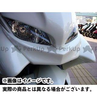 KOTANI MOTORS フォルツァX フォルツァZ カウル・エアロ FORZA(MF08)用 イーグルマッスルセンター カラー:純正塗装済(赤) タイプ:Xtype コタニ