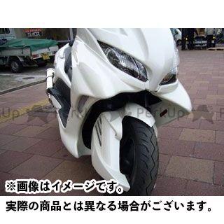 KOTANI MOTORS フォルツァX フォルツァZ カウル・エアロ FORZA(MF08)用イーグルマッスルボディ カラー:純正塗装済(シルバー) タイプ:Xtype コタニ