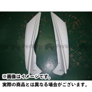 KOTANI MOTORS マグザム カウル・エアロ MAXAM用デビルアンダーウイング カラー:純正塗装済ブラウン 型式:SG17J コタニ