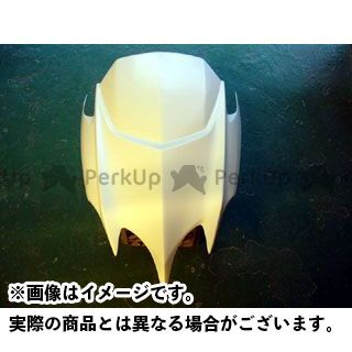 KOTANI MOTORS マグザム カウル・エアロ MAXAM用デビルマスク カラー:ゲルコート 型式:SG21J コタニ