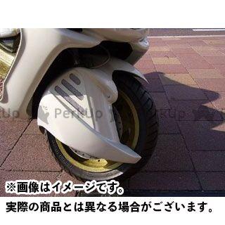 KOTANI MOTORS マジェスティC カウル・エアロ マジェスティC(SG03J)用牙フェンダー カラー:ゲルコート コタニ