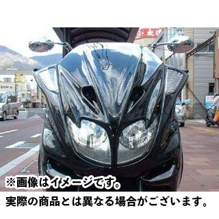 KOTANI MOTORS マジェスティC カウル・エアロ マジェスティC(SG03J)用デビルマスク カラー:純正塗装済 コタニ