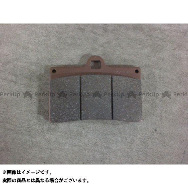 ZCOO ブレーキパッド ZRM-B001C セラミックシンタード TYPE-C ジクー
