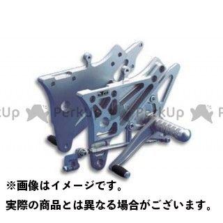 【無料雑誌付き】CRAFTMAN ニンジャ900 カワサキ汎用 バックステップ関連パーツ マウントプレートステップキット Ninja用 クラフトマン