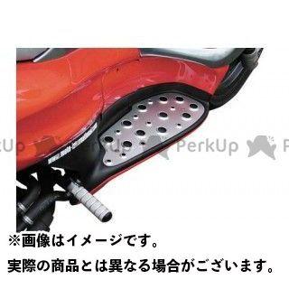 【無料雑誌付き】CRAFTMAN ランナーVXR200 ジレラ汎用 フロアボード・ステップボード アルミステップボードセット クラフトマン