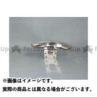 BIG CEDAR GB250クラブマン フェンダー アルミフロントフェンダー ベリーショート ビッグシーダー