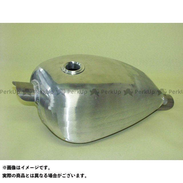 BIG CEDAR 汎用 タンク関連パーツ 汎用 ピーナッツアルミタンク(バフ無し) ビッグシーダー