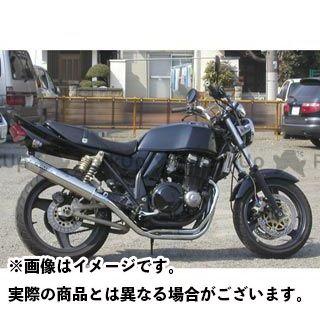 アールピーエム ZRX400 ZRX400- マフラー本体 RPM-NEW4in2in1 フルエキゾーストマフラー(1994-1997) RPM