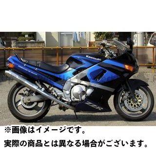 アールピーエム ZZR400 マフラー本体 RPM-NEW4in2in1 フルエキゾーストマフラー(1993-2005) RPM