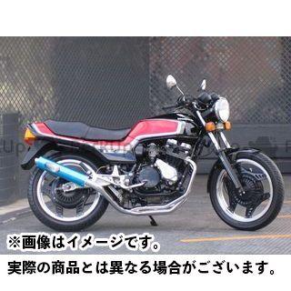 アールピーエム CBX400F マフラー本体 SNIPER フルエキゾーストマフラー RPM