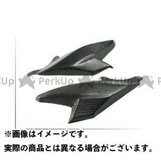 送料無料 nao CBR600RR その他外装関連パーツ サイレンサープロテクター 綾織りカーボン