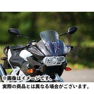 ササキスポーツクラブ K1200R カウル・エアロ フロントハーフカウル(カーボン) 仕様:ハイスクリーン ササキスポーツ