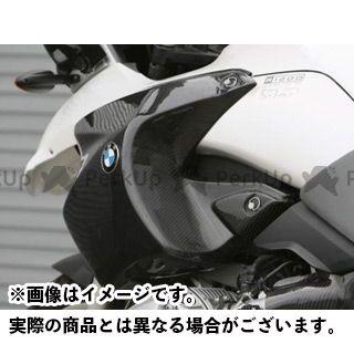 ササキスポーツクラブ R1200GS R1200GSアドベンチャー カウル・エアロ タンクサイドカバー・LRセット カーボン