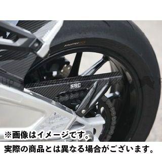 ササキスポーツクラブ HP4 S1000RR チェーン関連パーツ チェーンケース(ドライカーボン)  ササキスポーツ