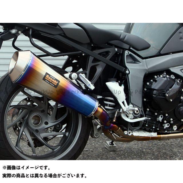 ササキスポーツクラブ K1300R マフラー本体 フルエキゾーストマフラー 原動機型式:134EA 仕様:色付 型式:EBL-K13AA ササキスポーツ