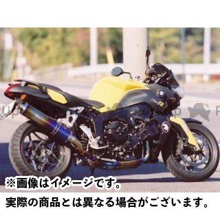【エントリーで最大P21倍】ササキスポーツクラブ K1200R K1200Rスポーツ K1200S マフラー本体 フルエキゾーストマフラー タイプR 仕様:色付 ササキスポーツ