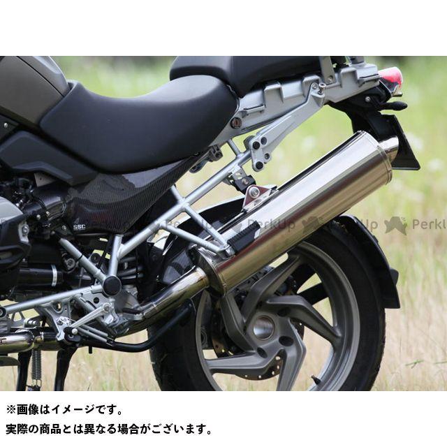 ササキスポーツクラブ R1200GS R1200GSアドベンチャー マフラー本体 フルエキゾーストマフラー(DOHC専用) 原動機型式:122EJ 仕様:色付 型式:EBL-R12JA ササキスポーツ
