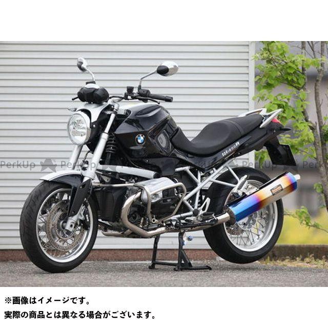 ササキスポーツクラブ R1200R マフラー本体 フルエキゾースト・チタンマフラー(DOHC専用) 色無 ササキスポーツ