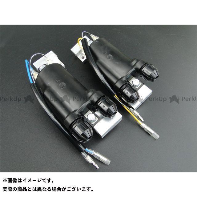 【エントリーで更にP5倍】ビーアールシー CB400フォア 電装スイッチ・ケーブル CB400F/CB350F 強化イグニッションコイル2個セット(プラグコード無し) BRC