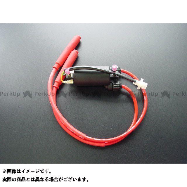 ビーアールシー 電装スイッチ・ケーブル HAWK 強化イグニッションコイル NGK赤2本付 BRC