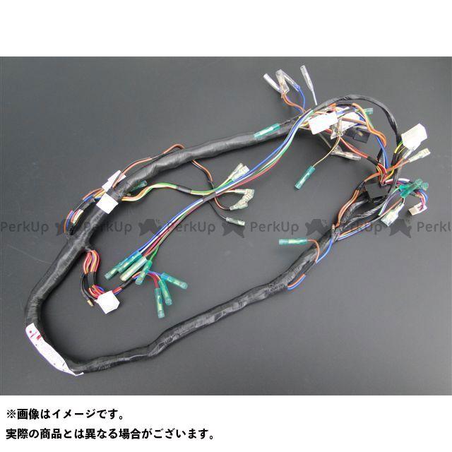 ビーアールシー Z400FX 電装スイッチ・ケーブル Z400FX-E4 強化メインハーネス BRC