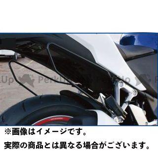 PLOT CBR250R キャリア・サポート サドルバッグサポート(ブラック) プロト