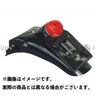 ケイアンドエイチ GB250クラブマン フェンダー ライセンス丸型 仕様:新型キーロック K&H